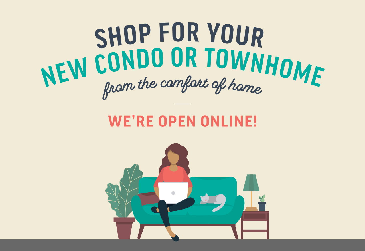 Shop For Your New Condo Or Townhome