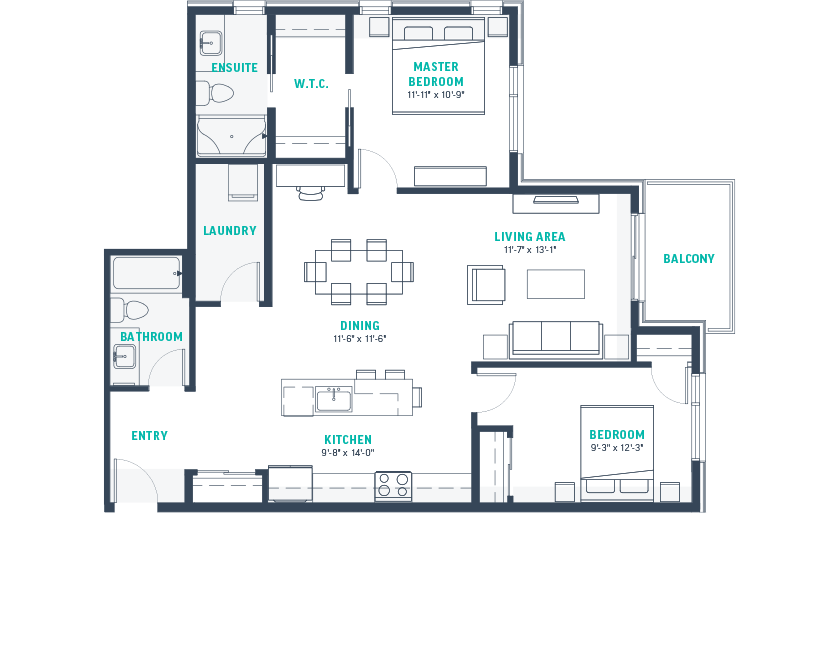 Plan G Floorplan
