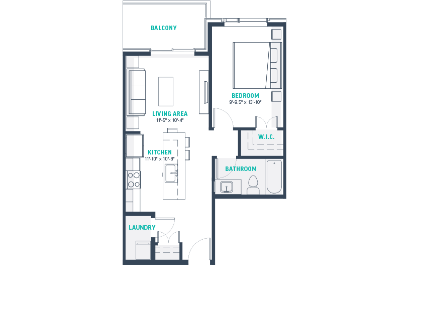 Plan A4 Floorplan