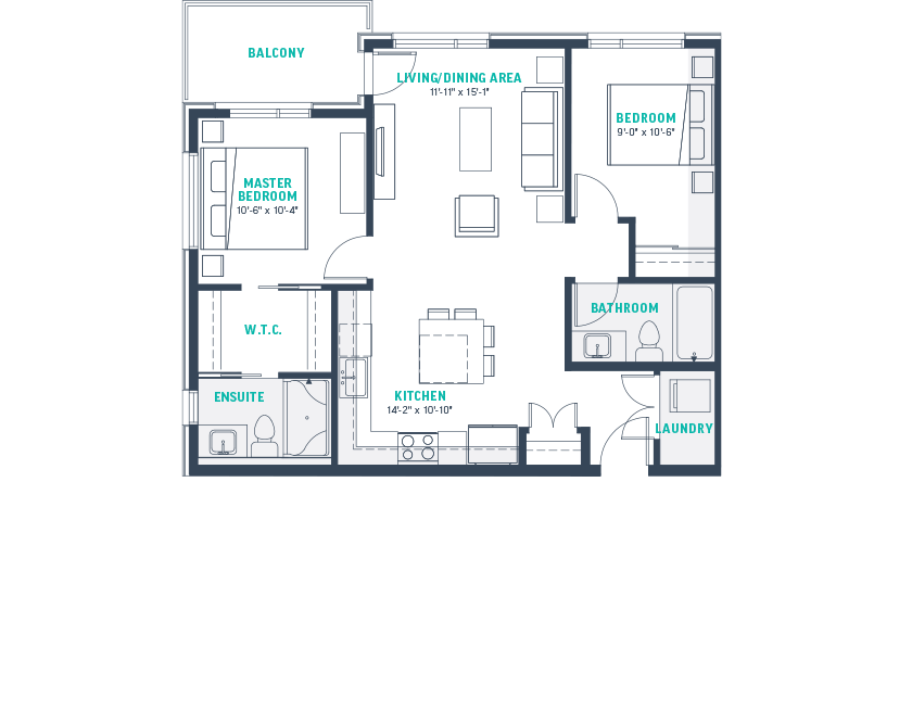 Plan E5 Floorplan