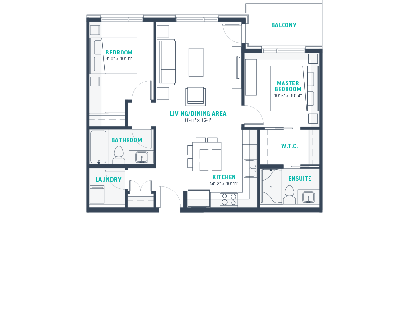 Plan E-Rev Floorplan