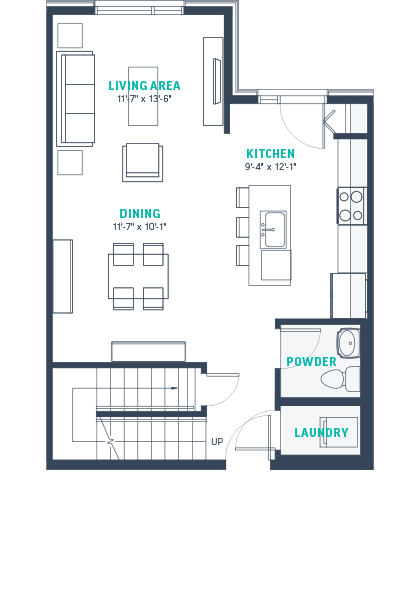 Plan TH2 Floorplan
