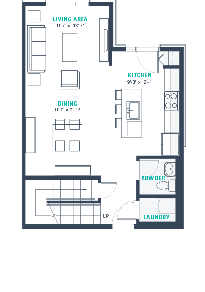 Plan TH3 Floorplan