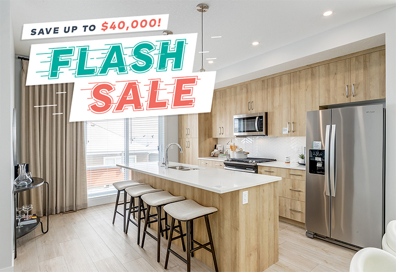 Save up to $40,000 Flash Sale graphic