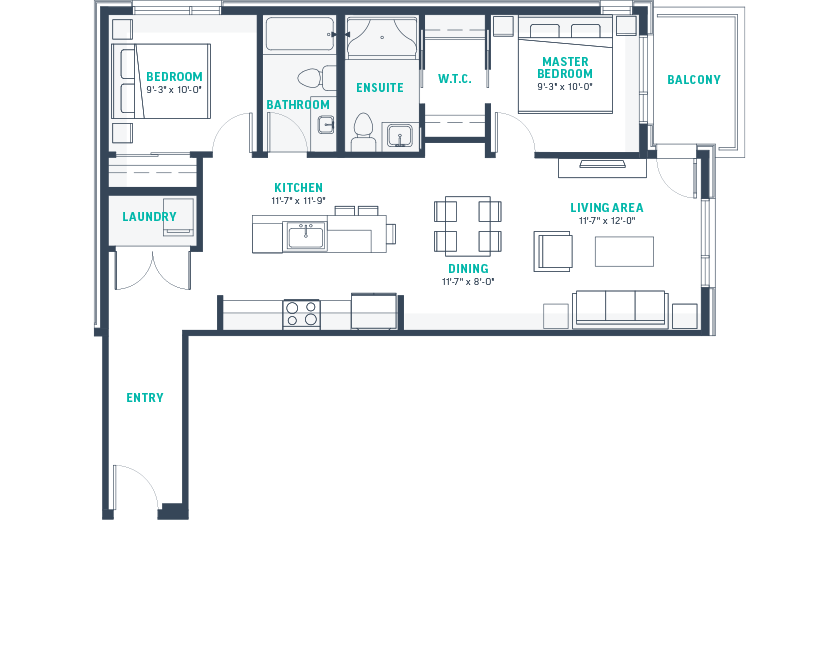 Plan D  Floorplan
