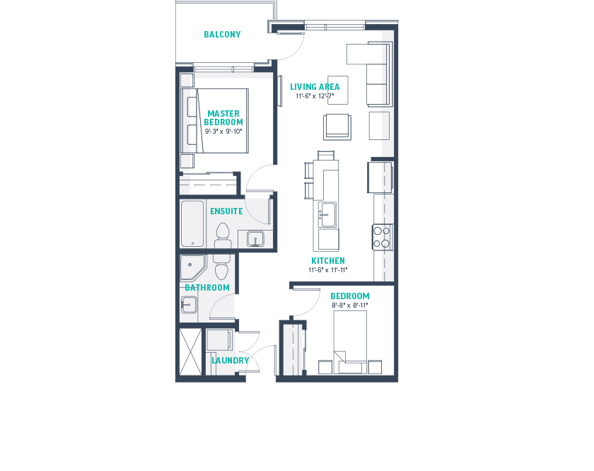 Plan C2 Floorplan