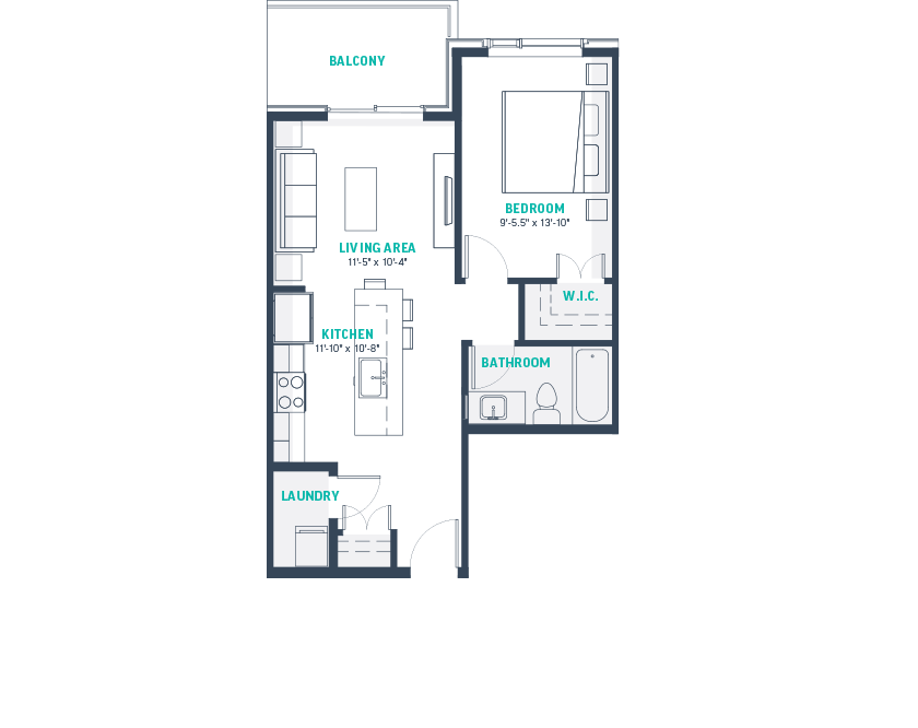 Plan A3 Floorplan